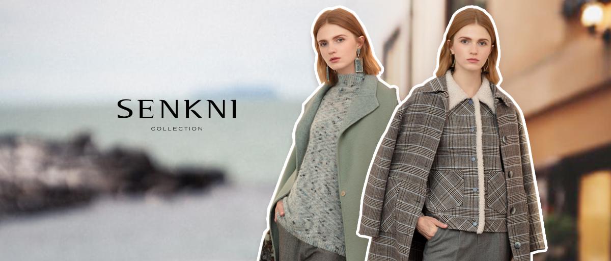 新毛定织大衣 回归自然 传世温暖